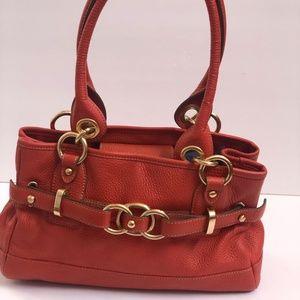Wilson Leather Handbag Genuine Leather Shoulderbag